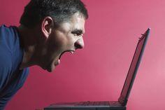 Aprenda a controlar a raiva em 13 passos