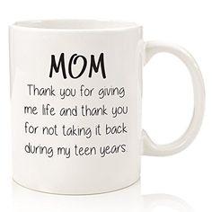 Thank You For Giving Me Life Funny Coffee Mug - Best Birt... https://www.amazon.com/dp/B07CDVQWDK/ref=cm_sw_r_pi_dp_U_x_yWs6AbSF9T23Q