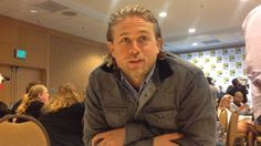 Sons of Anarchy - Charlie Hunnam Interview #SDCC