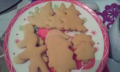 Μπισκότα βουτύρου χωρίς βούτυρο και ζάχαρη - Miss Healthy Living Gingerbread Cookies, Healthy Living, Desserts, Food, Gingerbread Cupcakes, Tailgate Desserts, Deserts, Healthy Life, Essen