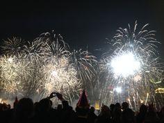 Shanghai. New Years on the Bund. <3 bye 2013 hello 2014!