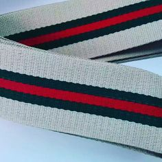 Stripe webbing #steipewebbing #custom #customorder #webbing #red #accessories #beatiful #quality #manufacturer #productdesign #toronto #canada #usa #china