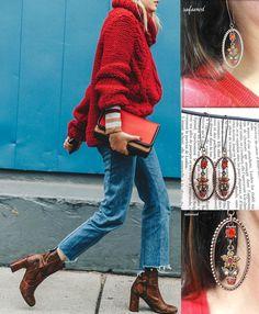Idée de look avec bijoux safamod - Fiche 10