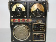 Field Transistor 543.700 Radio Spirit of St. Louis, S.O.S.L.