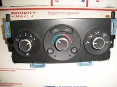 05-09 #Pontiac #G6 AC HEATER CLIMATE CONTROL SWITCH #28116116