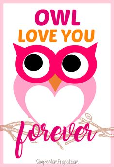 Cute and Clever Animal Valentine's Day Sayings - Simple Mom Project - Click NOW for clever quotes, puns and funny Valentine's Day Sayings for your animal themed ca -