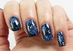 Winter Night Nails mit No Matter! (P2, Winter… Who Cares?)