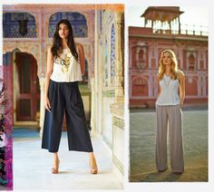 Anthropologie March 2015 Lookbook Visits Rajasthan - Bangles & Bungalows