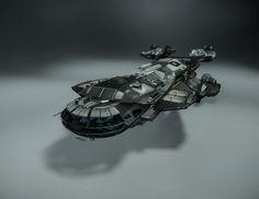 RSI Constellation Aquila Exploration Vessel