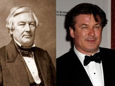 35 Celebs And Their Twins From Hundreds Of Years Ago Will Give You Chills!