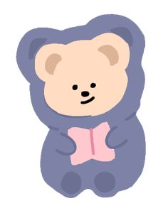 Bear 03🐻 - Google Drive. Kawaii Wallpaper, Wallpaper Iphone Cute, Kawaii Stickers, Cute Stickers, Google Drive, Korean Stickers, Overlays, Cute Doodles, Cute Cartoon Wallpapers