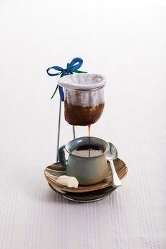 Sexta! Café coado para compartilhar