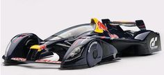 Red Bull X2010 prototype concept from Gran Turismo 5