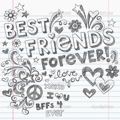 bff heart coloring pages best friends forever coloring pages coloring pages-