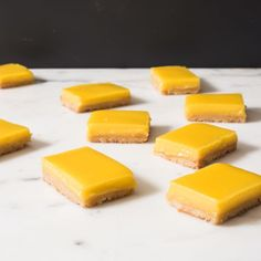 Best Lemon Bars | Cook's Illustrated