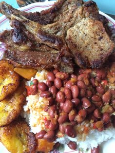 Comida Boricua, Boricua Recipes, Haitian Food Recipes, Mexican Food Recipes, Ethnic Recipes, Puerto Rico Food, Dominican Food, Peruvian Recipes, Puerto Rican Recipes
