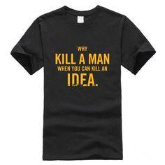 T-Shirt KILL A MAN