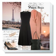 """""""One evening in Paris"""" by nadine-b-martin ❤ liked on Polyvore featuring Canopy Designs, LUISA CERANO, Chanel, Givenchy, Tory Burch and Loewe"""