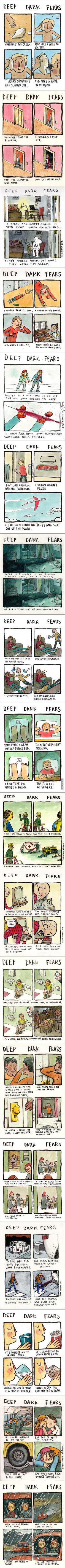 Deep Dark Fears Extended