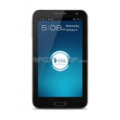 THL W6 MTK6577 1GHz Dual-Core UMTS/3G Smartphone mit 5.3 Zoll HD