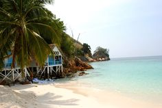 #26 Pulau Rawa - das kleine Inselparadies - 101places.de Der Bus, Beach, Water, Travel, Outdoor, Snorkeling, Singapore, Vacation, Viajes