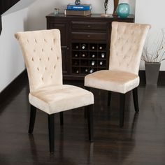 Veneto Parsons Chair-light gray