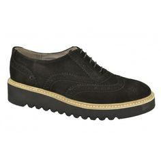 Zapatos oxford plataforma MARLOS FEELINGS-1 Catalogo Zapatos 5345a80c3be8