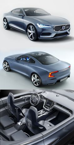 Volvo Coupe Concept 2013                                                                                                                                                                                 More