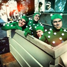 How's funny they are? the glow greens LOL. Re-posting from @ kendizzzzle (Kendall Schmidt) instagram