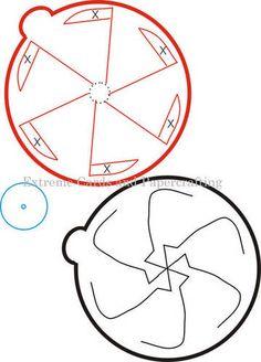 rotating paper mechanism