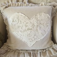 These beautiful pillows are each one of a kind. Made in the USA
