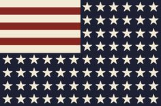 Inverted Stars & Stripes / The Pursuit Aesthetic