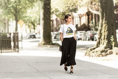 Culottes with espadrilles: styling for the Girl Friday Culottes
