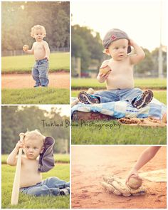 Cute idea for baby guy picture