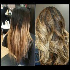 #balayage #hairpainting #uga #athensga #athens #athenshair #athenhairsalon #pageboyathens #pageboysalonathens #athensgeorgia #paintedhair @pageboyathens