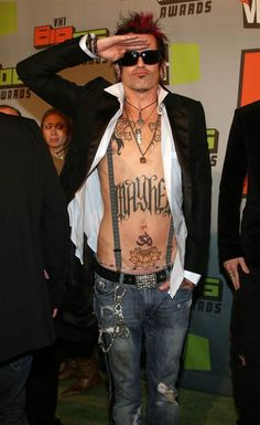 Звездные татуировки: часть первая