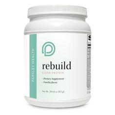 Parsley Rebuild Protein Shake