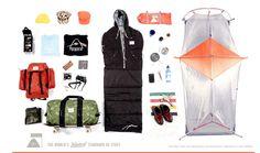 Poler stuff , great camping site