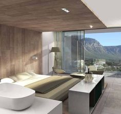 POD Camps Bay in Cape Town. 15 rooms.
