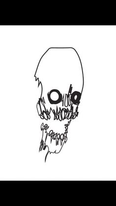 My skull design :) #skeletonclique #Skeleton #skull #creeps #darkart #design