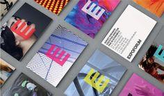 Фирменный стиль международного конгрессно-выставочного центра «EXPOFORUM» от студии Oneione