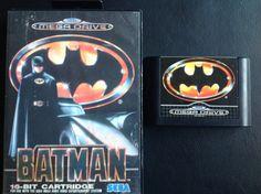 Batman Mega Drive Game – Obsolete Gaming