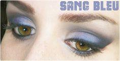 Emmaaist: Look 37: Sang Bleu | Christmas Edition