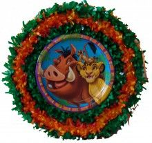 Lion King Pull String Pinata