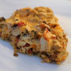 Chicken Tortilla Casserole by SeeAimeeCook