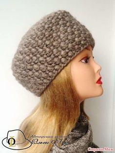 """Тестирование описания вязания кубанки """"Лада"""" Diy Crochet, Crochet Top, Knitted Hats, Crochet Hats, Love Hat, Crochet Fashion, Girl Gifts, Pulls, Crochet Projects"""