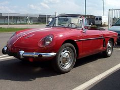Alpine A 108 Convertible - 1960