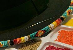 Beadwork, Beading, Friendship Bracelets, Hair Styles, Beauty, Jewelry, Fashion, Lilac, Hair Plait Styles