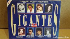 GIGANTES 2. 2 MC-BOX / EPIC-SONY MUSIC - 1993 / PRECINTADO.