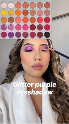 Makeup Is Life, Makeup Eye Looks, Eye Makeup Art, Pretty Makeup, Eyeshadow Makeup, Cute Eyeshadow Looks, Makeup Tips, Makeup Tutorials, Bridal Eye Makeup
